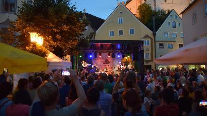 Stadtfest in Füssen