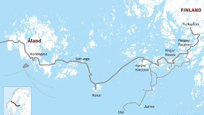 St Olav Waterway - a journey over the sea