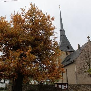 Chorturmkirche in Wöhlsdorf
