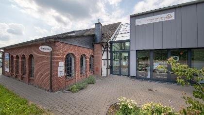 Technikmuseum Freudenberg_Eingang