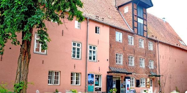 Aussenanscht des Overbeck-Museums