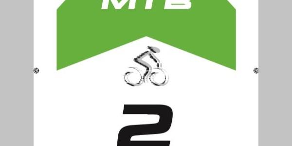 Wegelogo MTB 2 BULLS Achterbahn - Radarena am Ring