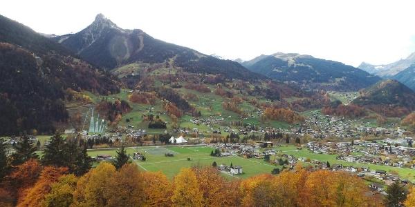Herbst - Mittagsspitze