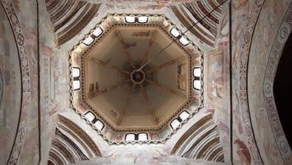 Base del campanile Ciribiciaccola (Abbazia Chiaravalle)