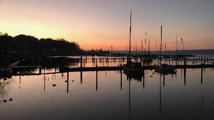 Little yacht harbour FYC (Flensborg Yacht Club)