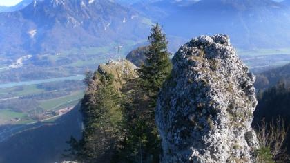 Maiwand vor Heuberg und Kranzhorn