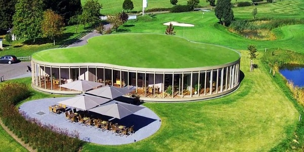 Bistro No. 10 am Golfpark Bostalsee