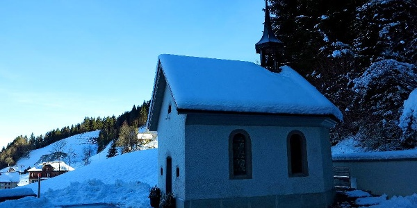 Kapelle Luthern Bad.