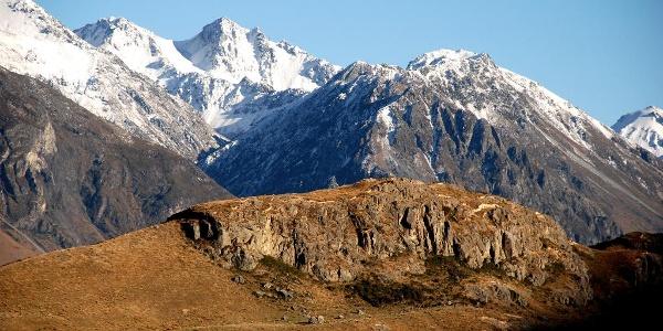 Mount Sunday (Edoras), Canterbury, New Zealand
