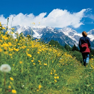 In the miners' footsteps - from Untertal village to Obertal valley