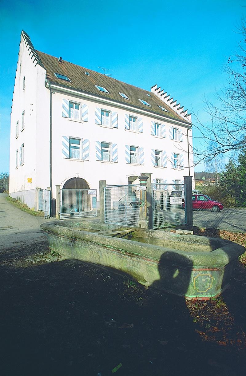 Altes Amtshaus Bittelbrunn