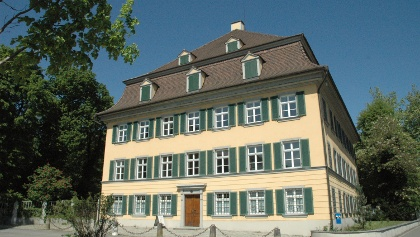 Hegaumuseum, Schloss, in Singen
