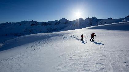 Obergurgl-Hochgurgl Skitour Eiskögele