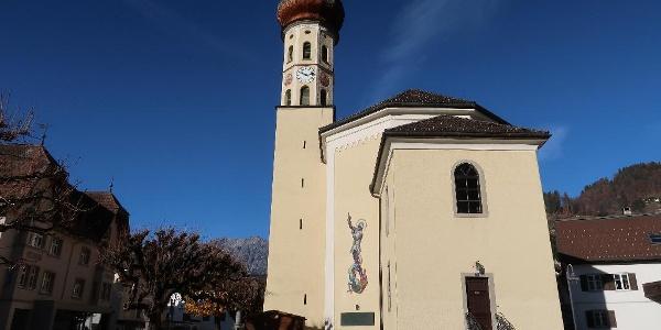 Pfarrkirche Hl. St. Jodok