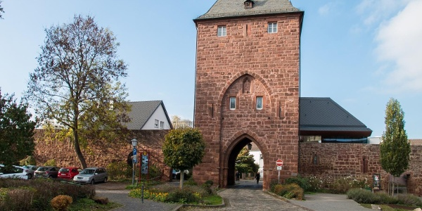 … ein historische Ortskern, … (Foto: Nideggen, Zülpicher Tor)