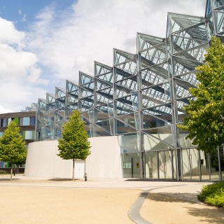 Umweltbundesamt Dessau-Roßlau / Foto: Martin Stallmann