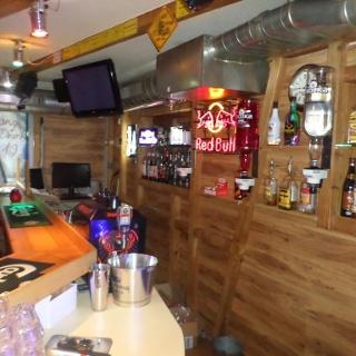 Mac Bar im Hotel Mira