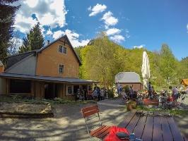 Foto Die Gaststätte Altes Zeughaus