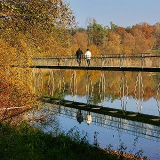 Wandern am Schlosssee