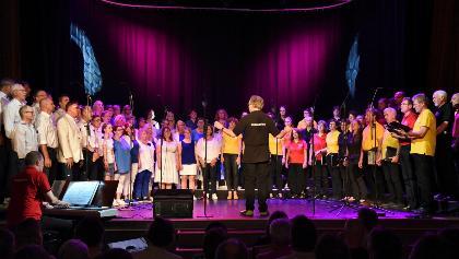 Chor Cantarelli aus Finnland