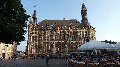 Aachener Rathaus (c) Andreas Herrmann