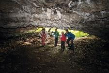 Heidensteinhöhle Traufgang Ochsenbergtour