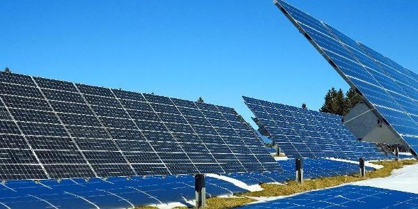 Sonnenkraftwerk Mont Soleil.