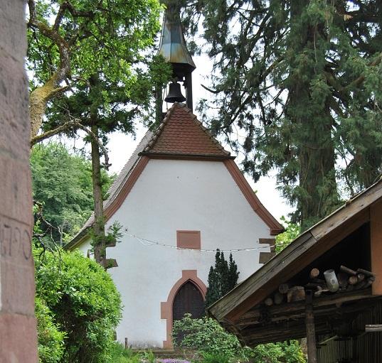 Mühlstein Kapelle