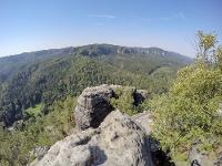 Foto Aussicht vom Großen Teichstein
