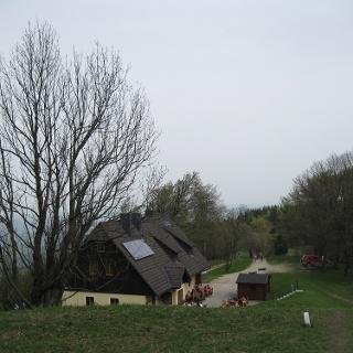 Matras-Schutzhaus am Schöpfl