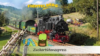 SDG Fichtelbergbahn - Zuckertütenexpress