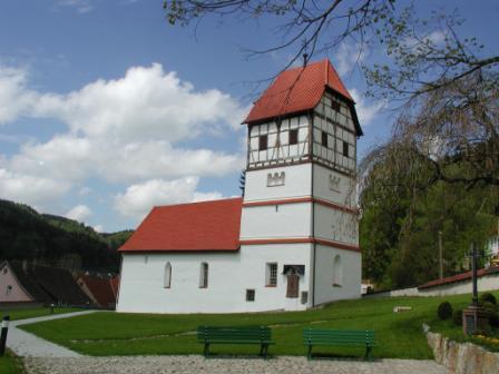 Nusplingen, Kirche St. Peter und Paul