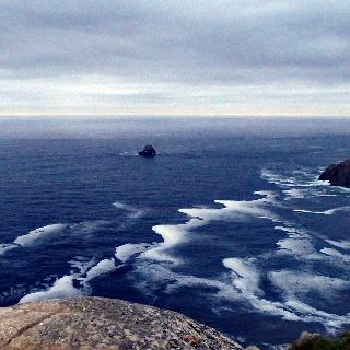 Galicia: Fisterra: Kap Finisterre: Finis Terrae