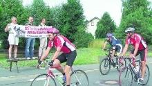 27. Scherdel-Frankenwaldtour 2012 - 100 Kilometer