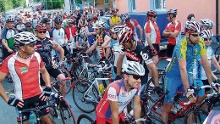 27. Scherdel-Frankenwaldtour 2012 - 80 Kilometer