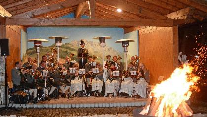 Musikkapelle Jungholz