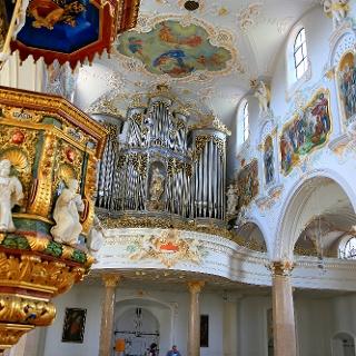 Kirche Mariastein.