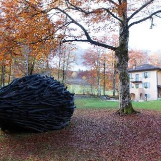 Il Seme Villa Strobele Arte Sella