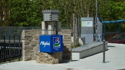 Start- und Willkommensplatz Mindelheim