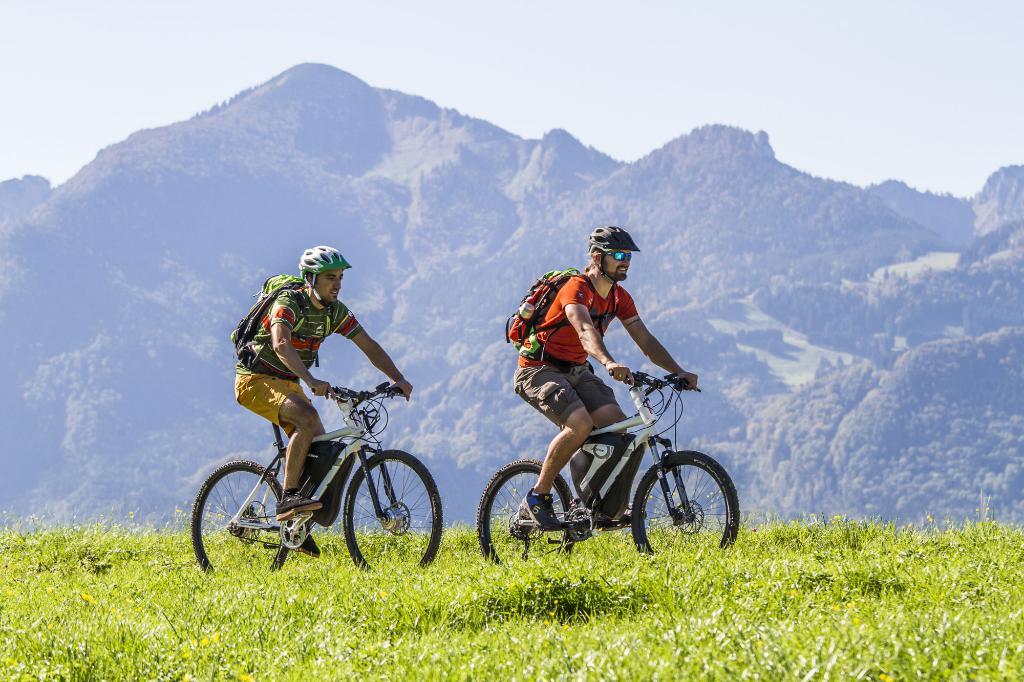 Mountainbiken In Grassau