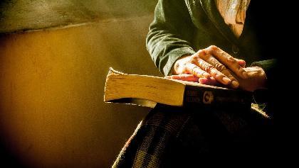 Märchentrudl mit Buch