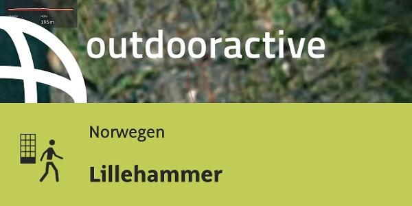 Stadtrundgang in Norwegen: Lillehammer