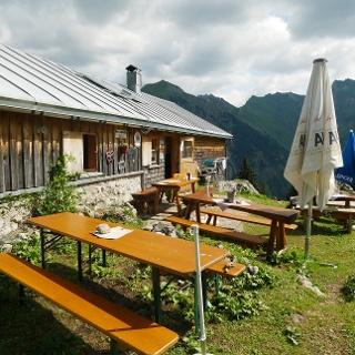 Obere Lugen-Alpe