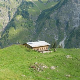 Untere Lugen-Alpe