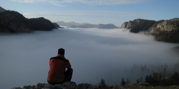 Sutjeska river valley