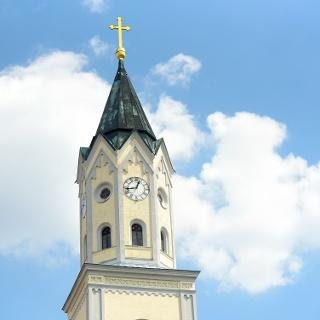 Turm der Laurentiuskirche Elsterberg