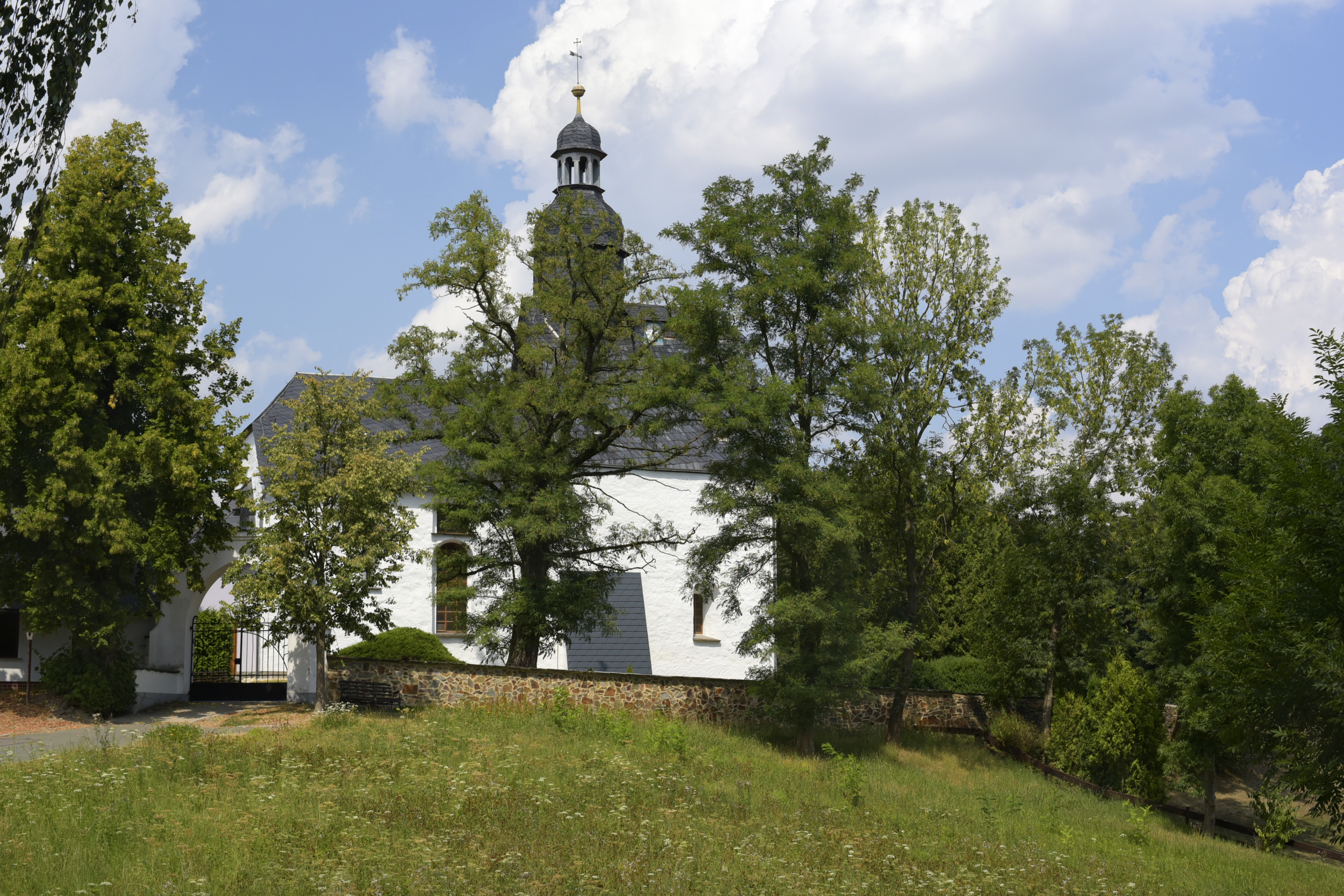 Kirche Bernsgrün