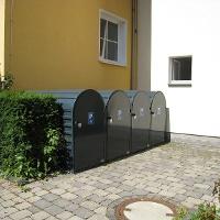 Fahrradboxen und Gepäcksafes - Standort Historischer Stadtkern
