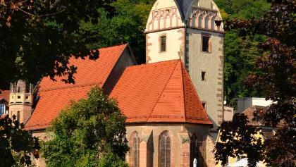 St. Marienkirche  in Gera-Untermhaus