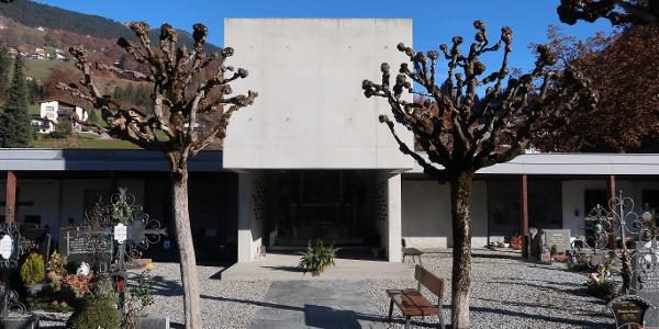 Neue Totenkapelle